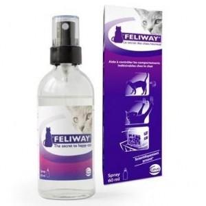 Feliway, feromonai katėms, purškalas