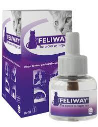 Feliway, feromonai katėms, papildymas