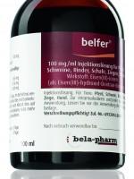 BELFER, 100 mg/ml, injekcinis tirpalas
