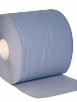 Popierinis rankšluostis, mėlynas (1000 lapelių)