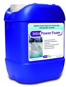 Intra Power Foam, valymo priemonė