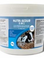 NUTRI-SCOUR  5 viename, pašaro papildas geriamam tirpalui ruošti