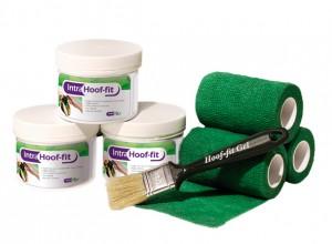 Intra Hoof-fit Gel 40 mg/g + 40 mg/g gelis pieniniams galvijams